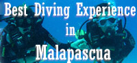 Malapascua Diving Area